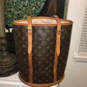 Louis Vuitton BM Monogram Bucket